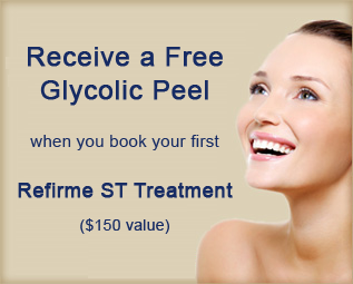 Free Glycolic Peel - Banner