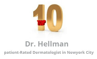Top 10. Dr. Hellman patient-Rated Dermatologist in Newyork City