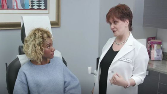 Watch Video: Dr. Hellman featured on BET TV performing the InMode Bodyfx procedure.