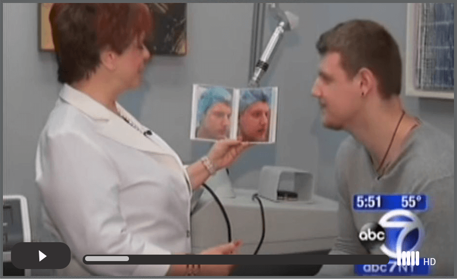 Watch Video - Dr. Hellman Features Fractora Acne Laser on ABC News