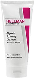 Products: Glycolic Foaming Cleanser