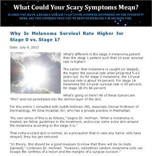 ScarySymptons.com