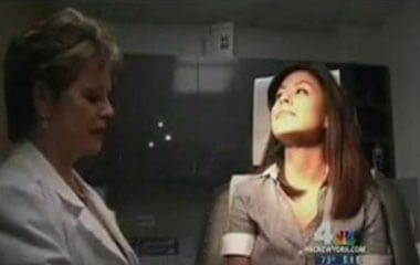 Watch Video: Dr. Hellman featured on NBC speaking about the risk of cancer from tanning beds